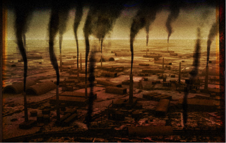 pollution our enemy number 1